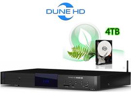 Dune HD Base 3D + 4TB