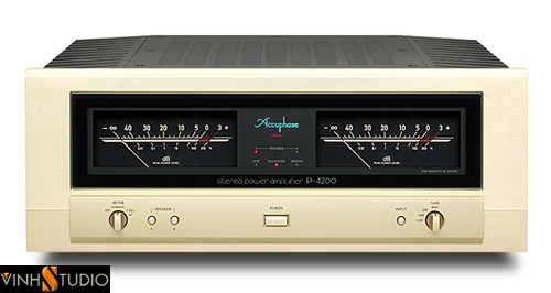 Accuphase P-4200 gia re