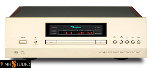 accuphase cd player DP-600