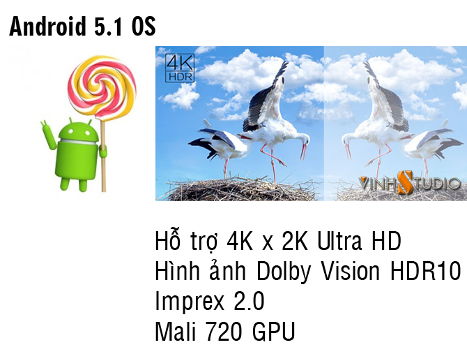 himedia q10 pro chay he dieu hanh android 5.1