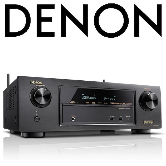 Denon AVR X1200W - Giá rẻ nhất Hà Nội khi gọi cho Vinhstudio 0936999663