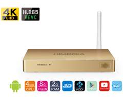 Android TV Box 4K / 3D