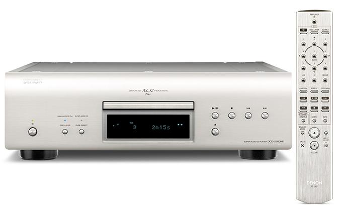 đầu CD Denon DCD-2500NE