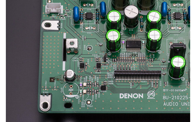 DAC Master Clock Design DCD-1600NE