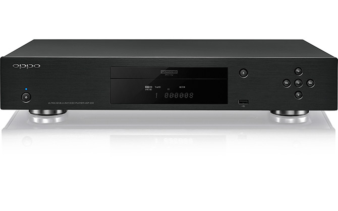 oppo udp 203 4k ultra hd blu ray disc player review 2017