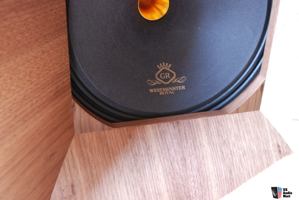 vanh loa tannoy westminster gr