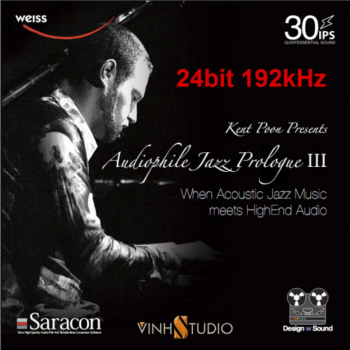 Kent Poon - Audiophile Jazz Prologue III 24Bit 192kHz