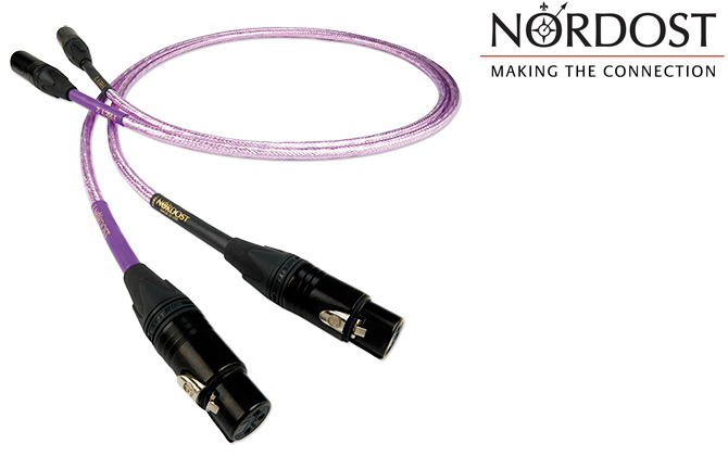 Nordost Frey 2 Norse Analog Interconnects XLR