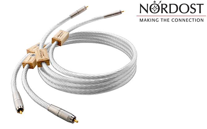 Nordost Odin 2 Interconnect 2OD1.5MR Analog RCA (1.5m)