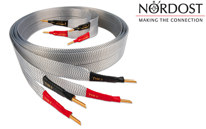 Nordost Tyr 2 Norse Speaker Cable 2TY2MB