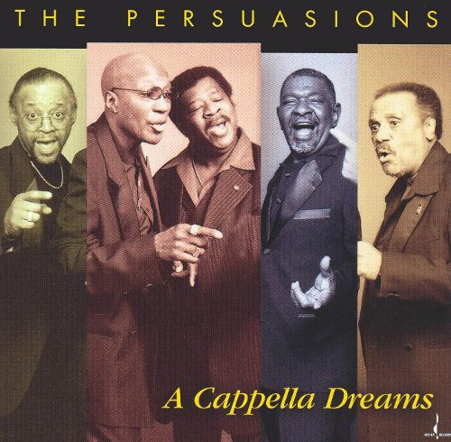 a acappela dream cd
