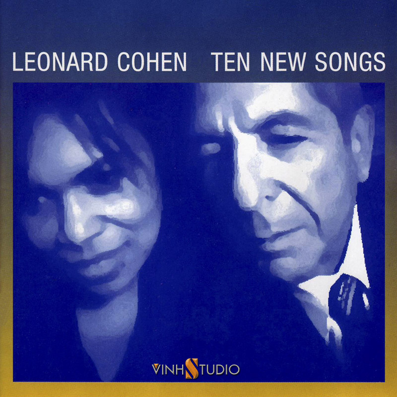 Leonard Cohen - Ten New Songs 2001 Hi-Res 24Bit (2014)