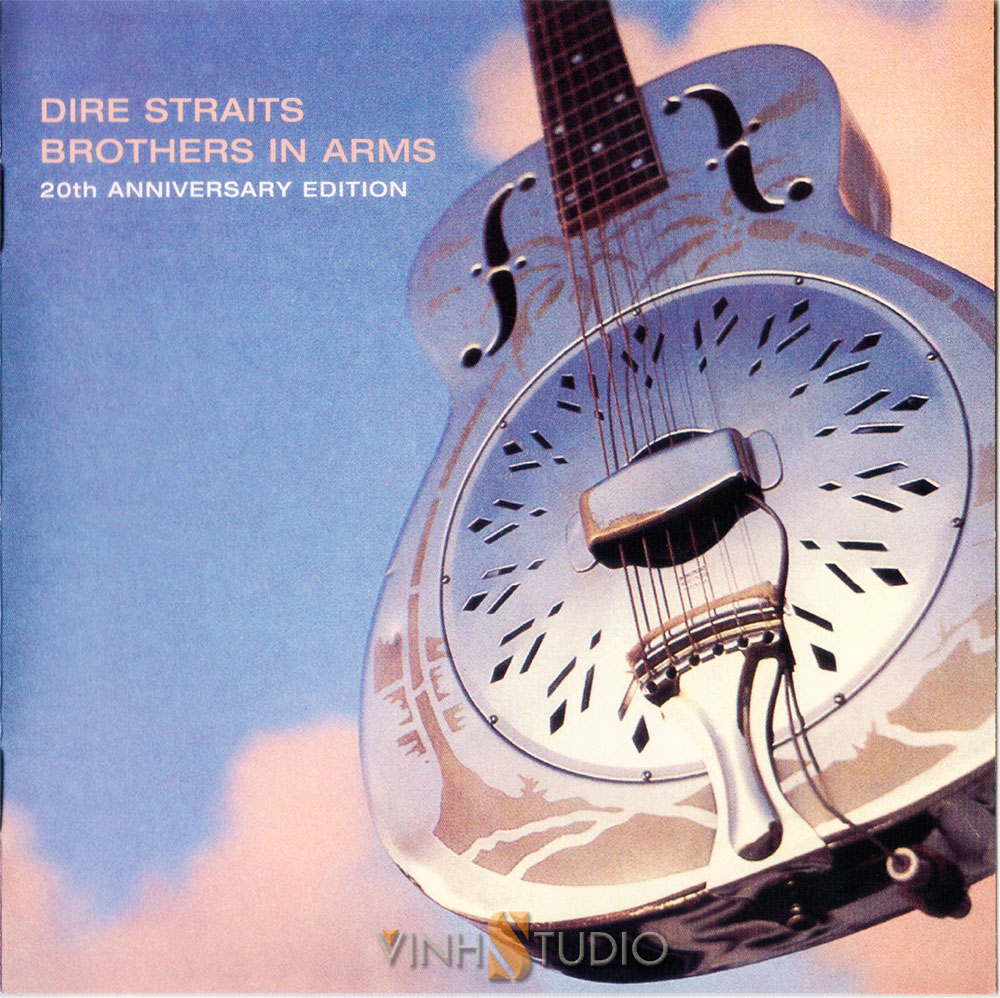 Dire Straits - Brothers In Arms - 20th Anniversary Edition