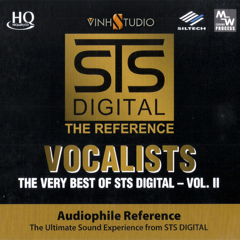 Vocallists - The Very Best Of  STS Digital Vol II