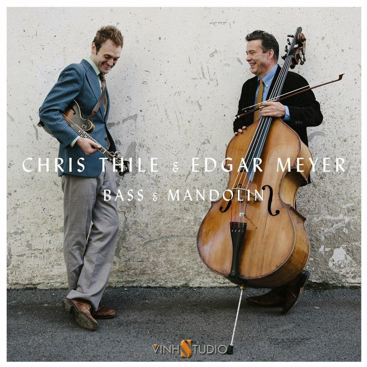 Chris Thile - Bass & Mandolin