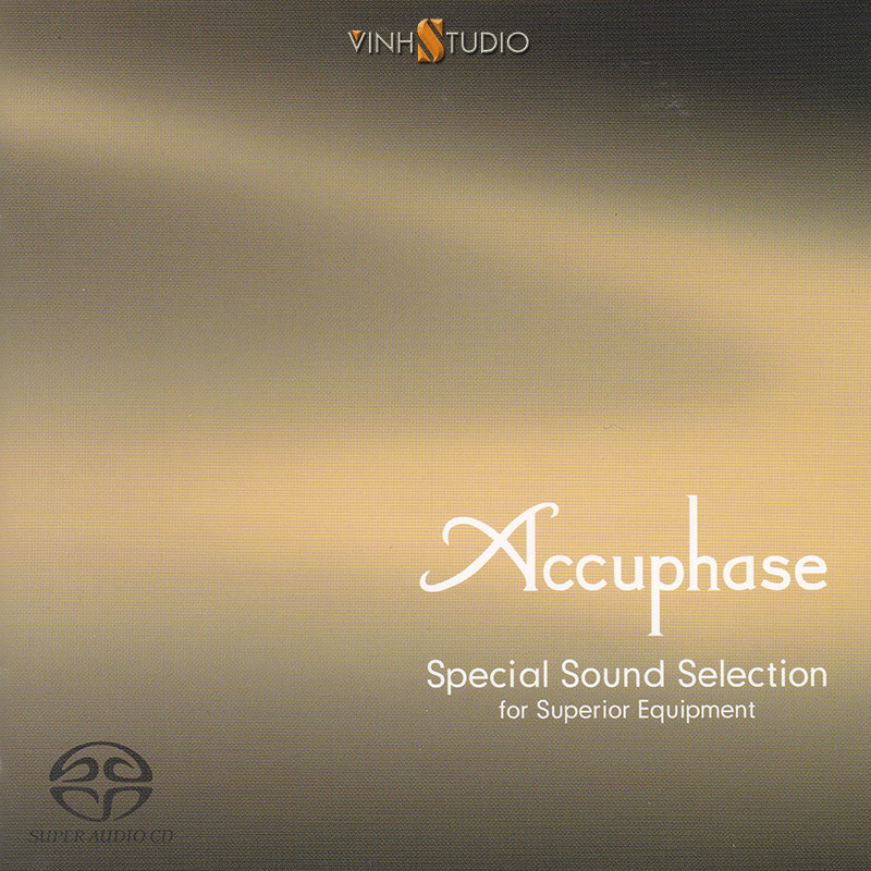 Accuphase Sampler Disc - Special Sound Selection - 2007- [SACD]