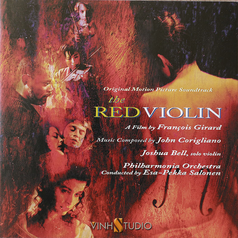 The Red Violon