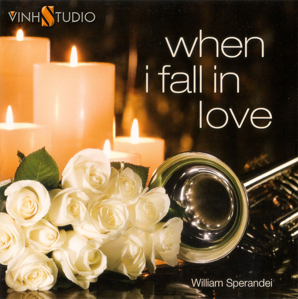 Wlilliam Sperandei - When I Fall In Love