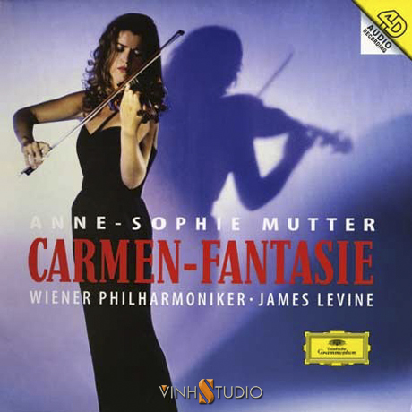Anne Sophie Mutter - Carmen Fantasie 24Bit - 88.2Khz