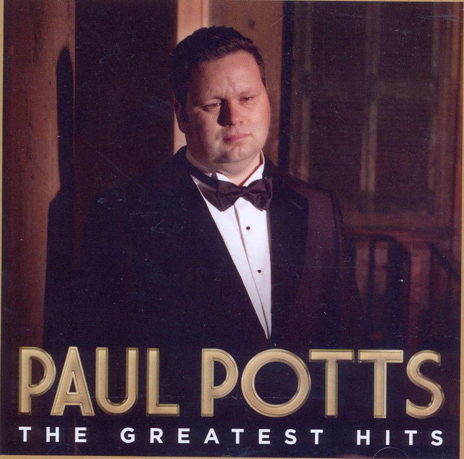 Paul Potts - The Greatest Hits