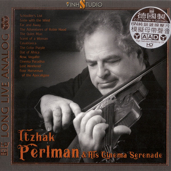 Itzhak Perlman & His Cinema Serenade