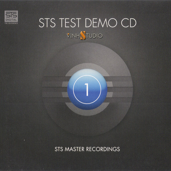 STS TEST DEMO CD - Sts Master Recording Vol. I