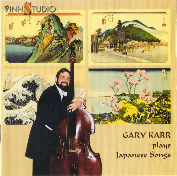 Gary Karr Play Japanese Songs
