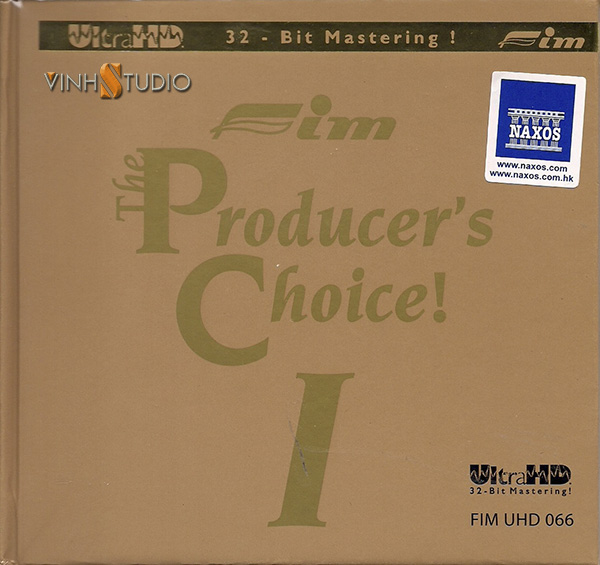 FIM UHD 066  The Producers Choice I (Ultra HD)