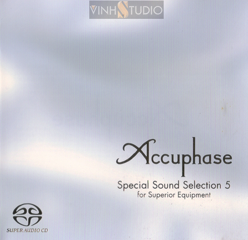 Accuphase - Special Sound Selection 5 - for Superior Equipment (VINHSTUDIO)