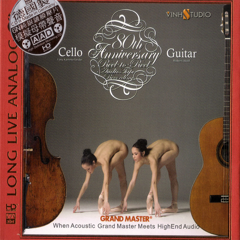 Grand Master - Cello & Guitare