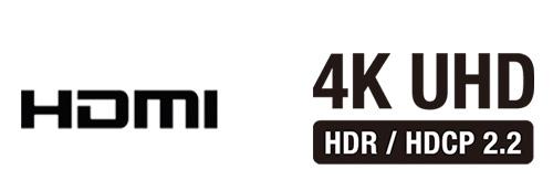 hdmi-hdr tren ampli denon x540bt